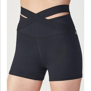 Fabletics Demi Lovato Jordan's High Waisted Shorts